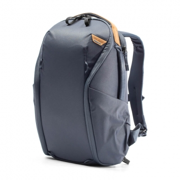 Peak Design Everyday Backpack V2 Zip FotoRucksack 15 Liter  Midnight Blau