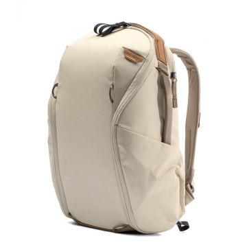 Peak Design Everyday Backpack V2 Zip FotoRucksack 15 Liter  Bone Beige
