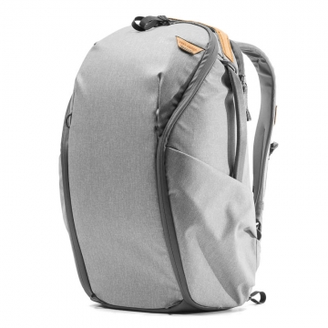 Peak Design Everyday Backpack V2 Zip FotoRucksack 20 Liter  Ash Hellgrau