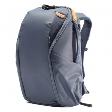 Peak Design Everyday Backpack V2 Zip FotoRucksack 20 Liter  Midnight Blau