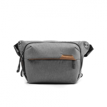 Peak Design Everyday Sling V2 3 Liter  Ash Hellgrau