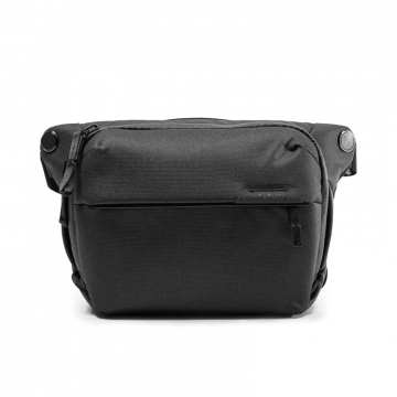 Peak Design Everyday Sling V2 6 Liter - Black (Schwarz)