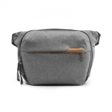 Peak Design Everyday Sling V2 6 Liter  Ash Hellgrau