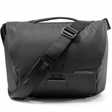 Peak Design Everyday Messenger V2 13 Liter - Black (Schwarz)