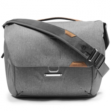 Peak Design Everyday Messenger V2 13 Liter  Ash Hellgrau
