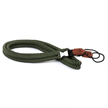 C-Rope The Minimalist Kameragurt für DSLM - 100 cm, Military Olive