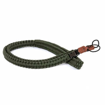C-Rope The Traveler Kameragurt für DSLR - 125 cm, Military Olive