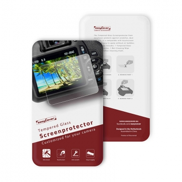 Easycover Glass Screen Protector Schutzglas für Canon 5D III / 5DS / 5DSR / 5D IV