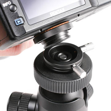 Quenox QR-01 Quick Mount Release System (small) - universally appliable