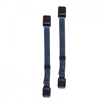Peak Design External Carry Straps Short - Kurze Spannriemen für Everyday-Line Rucksäcke  - Midnight (Blau)