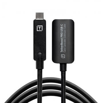 Tether Tools TetherBoost Pro USB-C Core Controller Extension Cable -  Verlängerung für USB-C Kabel