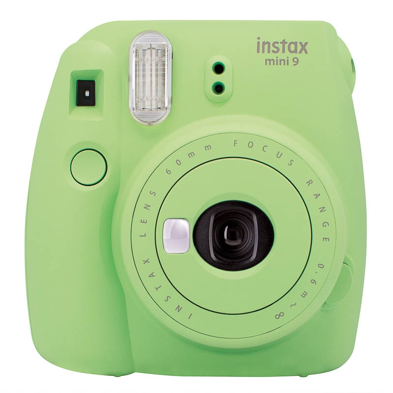 Fuji Instax Mini 9 Lime Green Sofortbildkamera