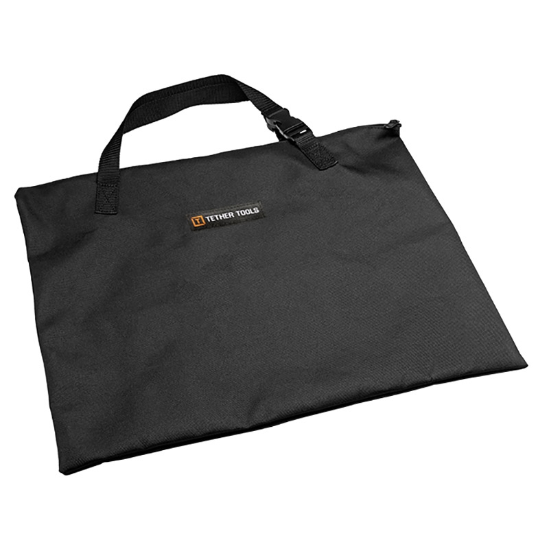 Tether Tools Tether Table Aero Storage Bag Tragetasche für Tether Table Aero Tethering-Plattform MacBook Pro 17 Zoll