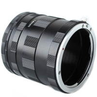 Quenox Extension Ring Set for Canon EOS EF EFS SLR and DSLR