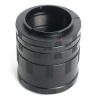 Quenox Macro Extension Tube Ring Set for Nikon F