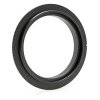 Quenox Macro Reverse Adapter Ring for Nikon F 62mm