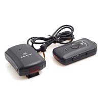 JJC IR Remote Release & Cord for Panasonic FZ150 FZ100 GF1 DMW-RS1 etc.