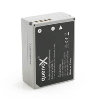 Quenox Battery Pack for Canon Powershot G12 G11 SX30 IS NB7L