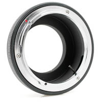 Canon FDObjektiv  Micro Four Thirds Adapter