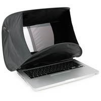 Hoodman HoodMAC 1317 Sunshade for MacBooks