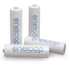 Sanyo eneloop 8x Storage Batteries AA Mignon Cells Precharged