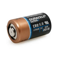 Fotobatterie Duracell Ultra Photo CR2