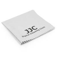Micro Fibre Cleaning Cloth JJC  15x15cm grey