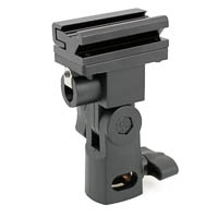 Swivel Flash Holder JJC with Umbrella Holder