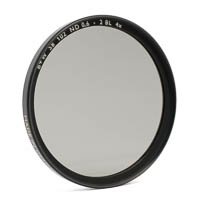 B+W Neutral Density Filter 25% f-stop +2 49mm coated