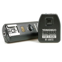 100m Wireless Remote Control  Flash Trigger Yongnuo for Nikon D700 D300 D3