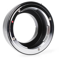 Lens Mount Adapter Konica AR - Micro Four Thirds