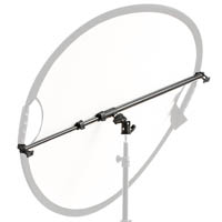 Matin Reflector Mounting Arm with Ball Head
