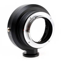 Lens Mount Adapter Pentax 67 - Sony Alpha