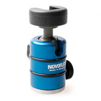 Novoflex Neiger 19P Ball Head with Flash Mount  Turn Table