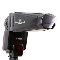 LumiQuest Snoot for Speedlights