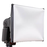 LumiQuest Softbox II for bare bulb flashes