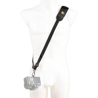 Blackrapid RStrap RS7 Curve Black Ergonomic Sling Camera Strap for DSLRs and Mirrorless Cameras black