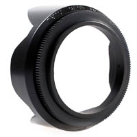 Quenox DCsn Flower Shape Lens Hood 55mm