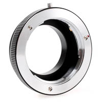 Lens Mount Adapter Minolta SR (MD/MC) - Samsung NX