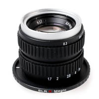 SLR Magic 35mm f/1.7 Lens for Micro Four Thirds