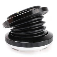 Lensbaby Muse Double Glass for Canon EF