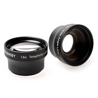 Lensbaby Wide Angle / Telephoto Conversion Lens Kit