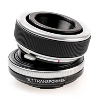 Lensbaby Composer with Tilt Transformer for MFT