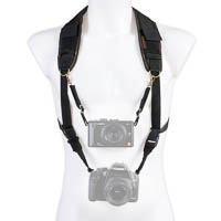 Trekking SAFARI Strap comfortable Camera Strap