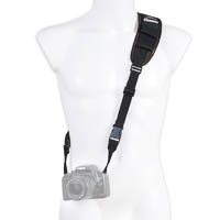 Very lightweight and comfortable camera Strap Trekking