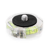 Kaiser Duplex Screw-In Spirit Bubble Level for DSLRs