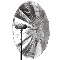 Quenox Parabolic Reflector Umbrella for Studio Light 172 cm