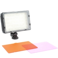 Quenox LED Video Light for Video DSLRs & Camcorder 780lm