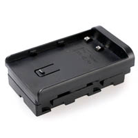 Quenox Battery Adapter for CN-160 Video-LED for Nikon EN-EL3e