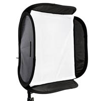 Quenox Universal Softbox 60x60 with Flash Bracket